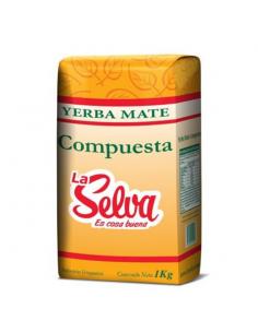 Yerba mate de uruguay selva compuesta